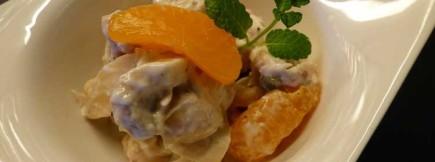 Receta de Ensalada de Pollo y Naranja